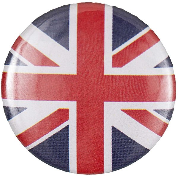 Jewellery Made by Me Button Flagge GB