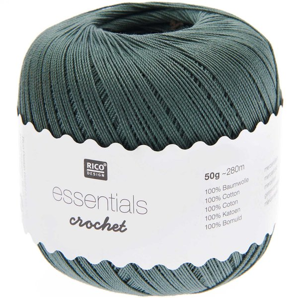 Rico Design Essentials Crochet 50g 280m