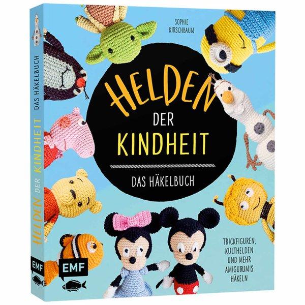 EMF Helden der Kindheit - Das Häkelbuch