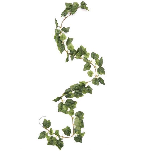 Weinlaubgirlande grün 110cm