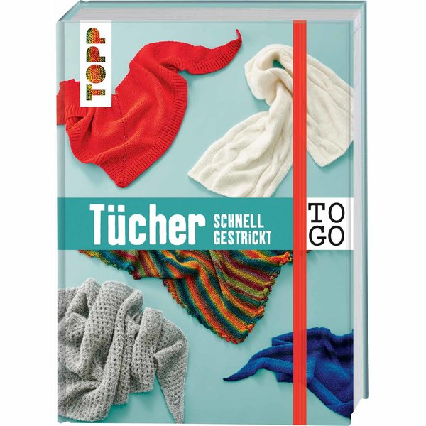 TOPP Stricken to go: Tücher