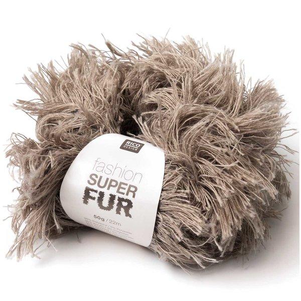 Rico Design Fashion Super Fur 50g 22m