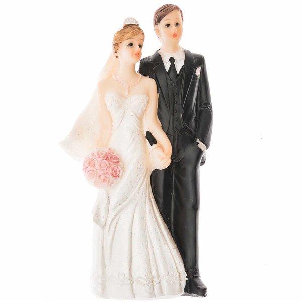 Brautpaar romantisch inklusiv Box 11cm