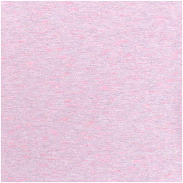 Rico Design Meterware Jersey rosa-neonpink