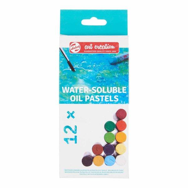 Talens Art Creation Wasserlösliche Ölpastelle Set 12 Farben
