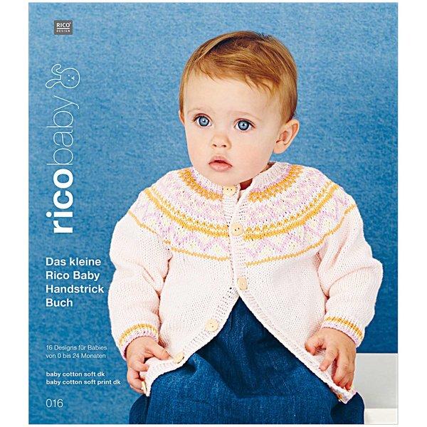 Rico Design Baby Heft Nr.16