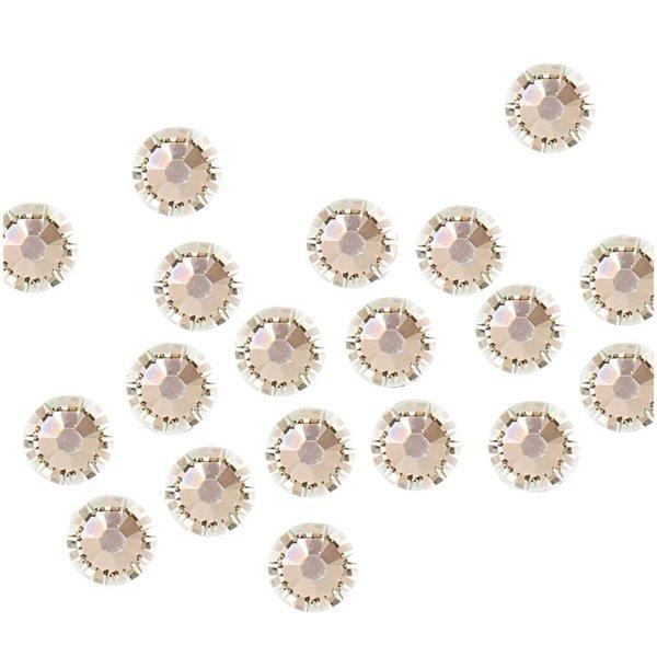 Swarovski® Klebesteine crystal 2mm 20 Stück