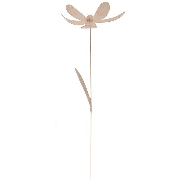 Rico Design Pappmaché Blume 15x67x15cm