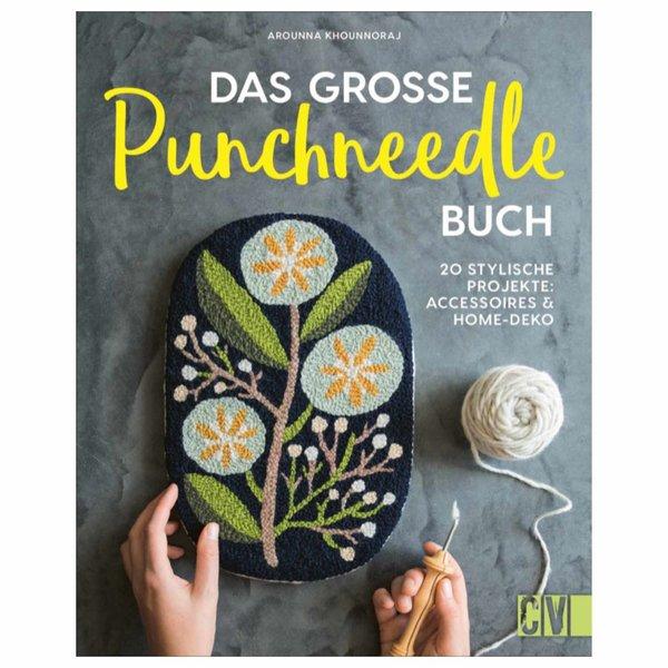 Christophorus Verlag Das große Punchneedle-Buch
