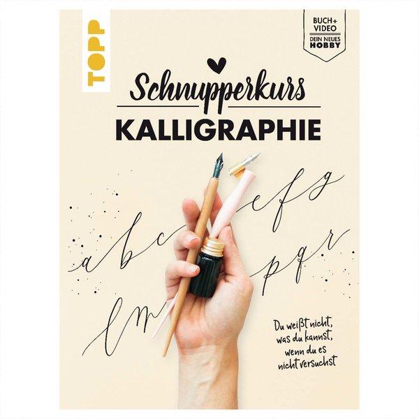 TOPP Schnupperkurs Kalligraphie