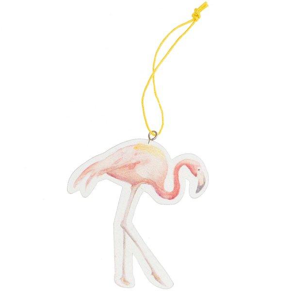 Flamingo zum Hängen 8cm