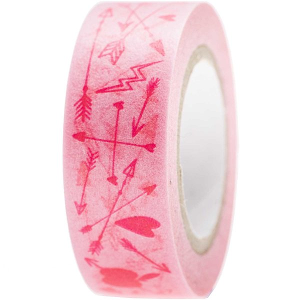 Paper Poetry Tape It must be love Pfeile 1,5cm 10m