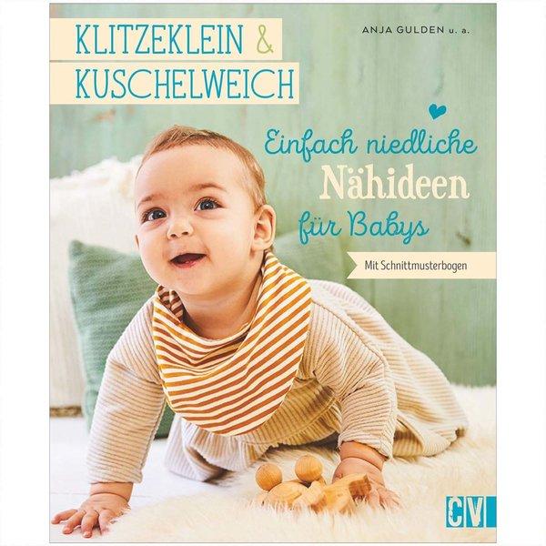 Christophorus Verlag Einfach niedliche Nähideen für Babys Gr. 62-86