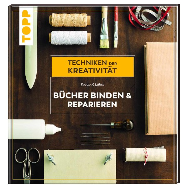TOPP Bücher binden und reparieren