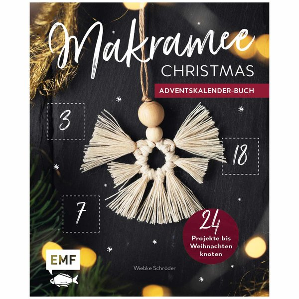 EMF Mein Adventskalender-Buch: Makramee Christmas
