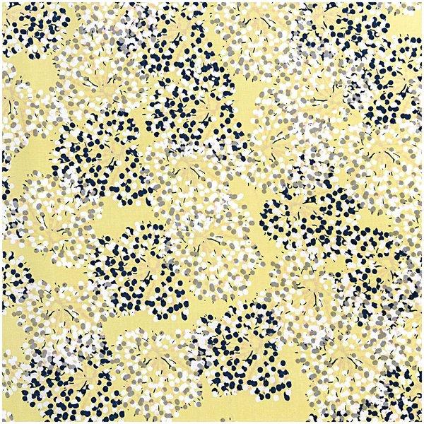 Rico Design Stoff Allium grün 140cm