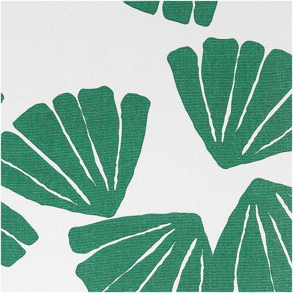Rico Design Druckstoff Canvas Aloha Blätter 50x140cm