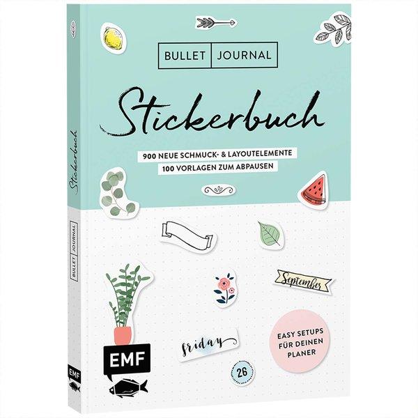 EMF Stickerbuch Band 2: 900 neue Schmuck- und Layoutelemente