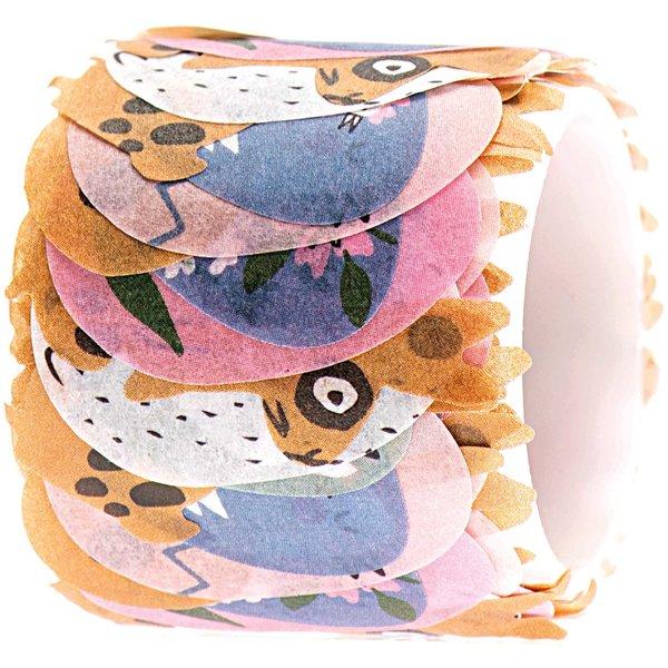 Rico Design Washi Sticker Hase & Eier 200 Stück