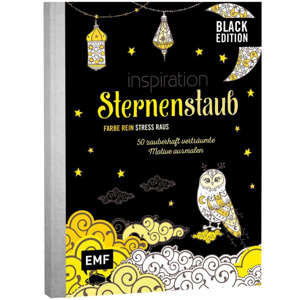 EMF Inspiration Sternenstaub Black Edition