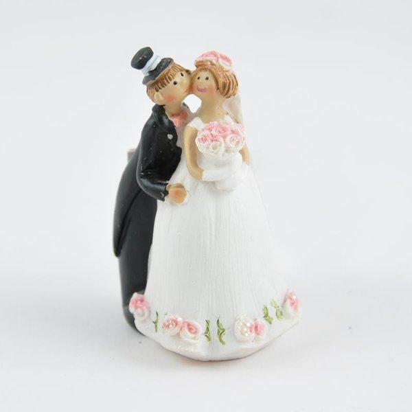Brautpaar liebevoll 6cm