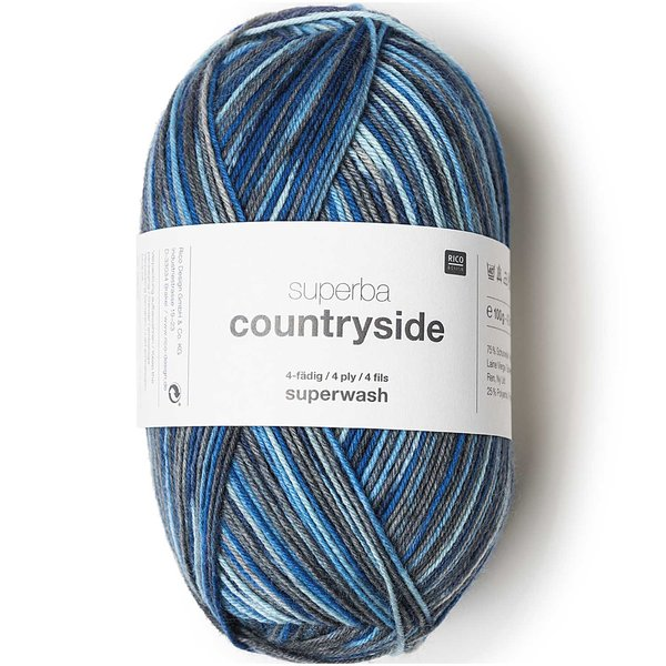 Rico Design Superba Countryside 4fädig 100g 420m