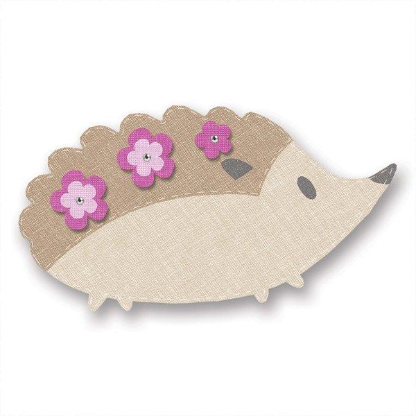 Sizzix Bigz Die Hedgehog #2 by Jordan Caderao Stanzschablone