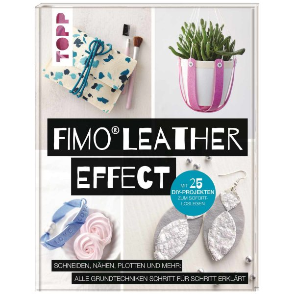 TOPP FIMO Leather Effect