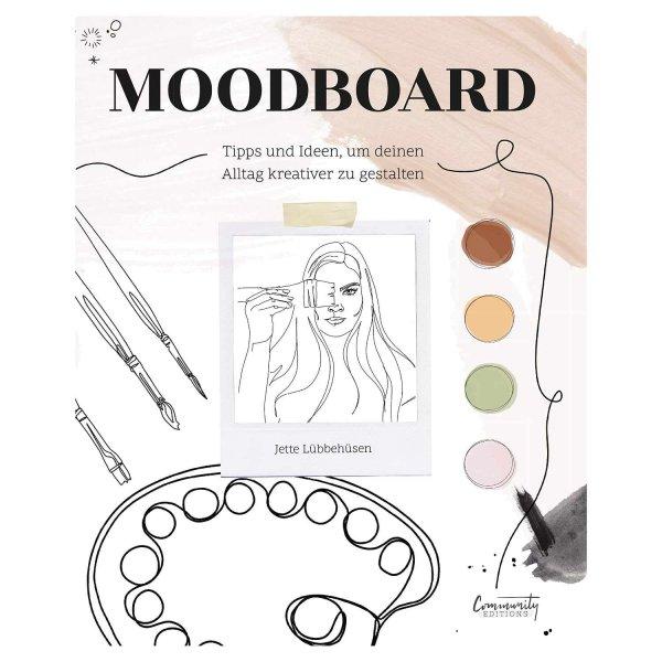 Bastei Lübbe Moodboard - Tipps & Ideen, um deinen Alltag kreativer zu gestalten