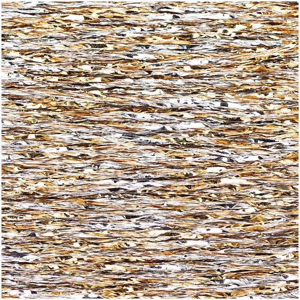 Rico Design Sticktwist Metallic No. 10 gold-silber 40m