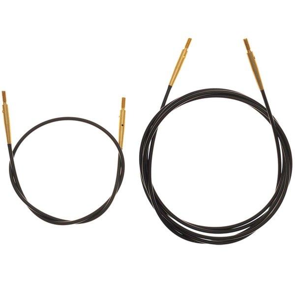 KnitPro Nadelseil auswechselbar Nylon