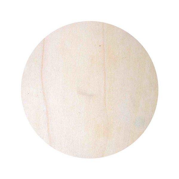 Rico Design Holzscheibe 7,5cm 4 Stück