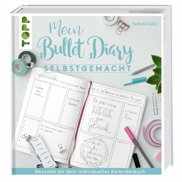 TOPP Mein Bullet Diary selbstgemacht