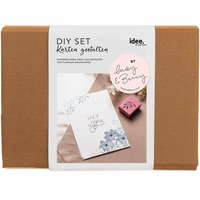 DIY Set Karten Floral by May & Berry