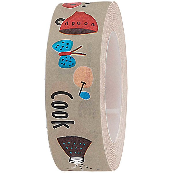 Rico Design Tape Küche 15mm 10m