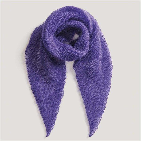 Strickset Schal Modell 15 aus Made by Me Men Nr. 2