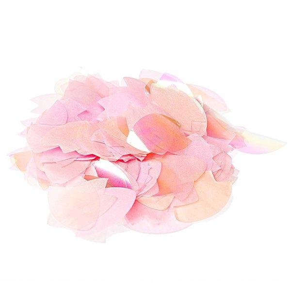 YEY! Let's Party Konfetti Kirschblüten rosa irisierend 20g