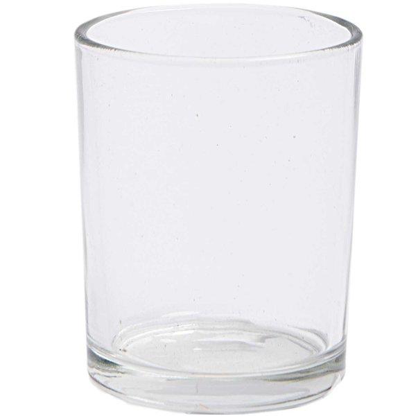 Teelichtglas Standard 6,5x5cm