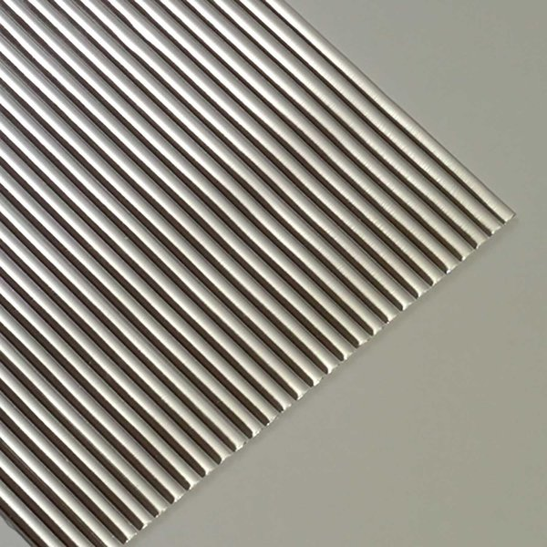 efco Wachsstreifen rund silber 20cm 29 Stück