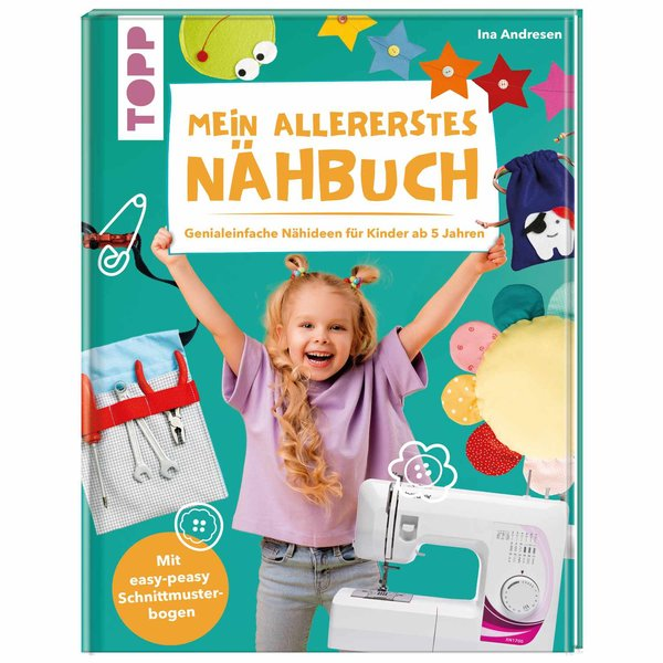 TOPP Mein allererstes Nähbuch