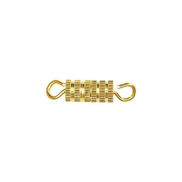 Jewellery Made by Me Schraubverschluß gold 13mm