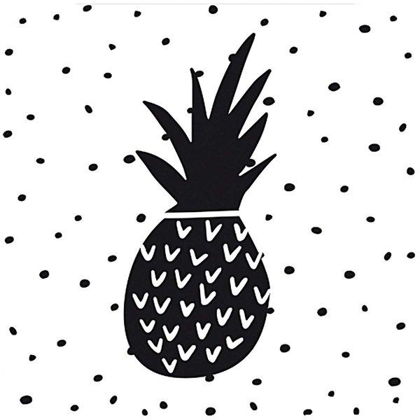 Rico Design Stempel Ananas 4x4cm