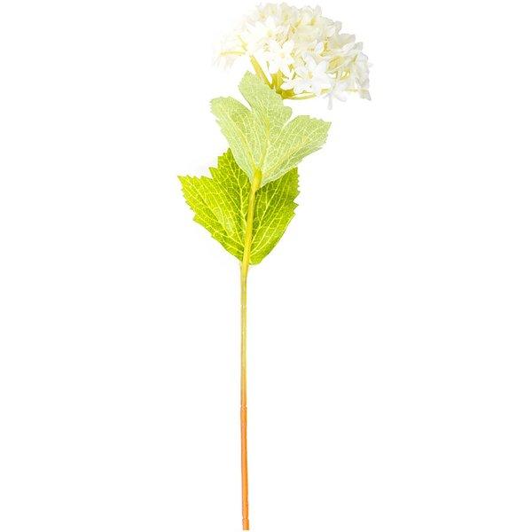Hortensie weiß 32cm