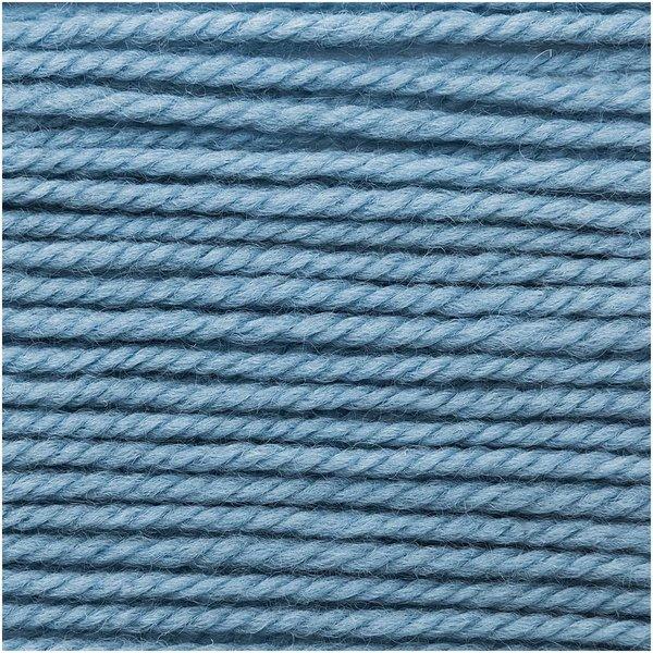 Rico Design Essentials Soft Merino aran himmelblau 50g 100m