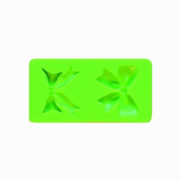 VIVA DECOR 3D Silikonform Schleifen 8,7x4,5cm
