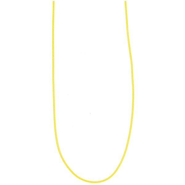 Rico Design Baumwollkette neongelb 70cm