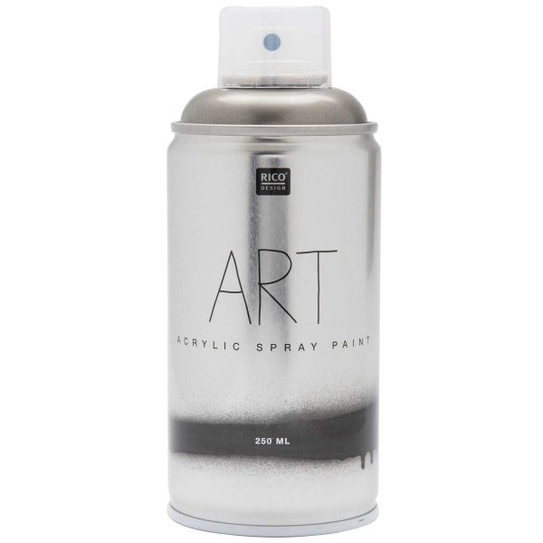 Rico Design Art Acrylic Spray Paint silber 250ml