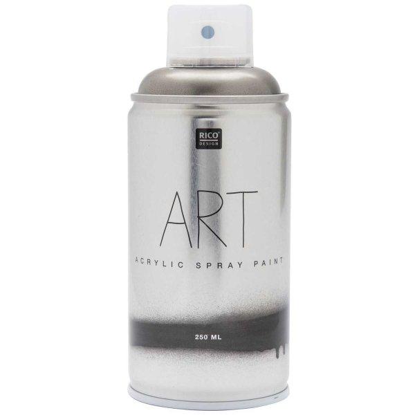 Rico Design Art Acrylic Spray Paint silber 250ml