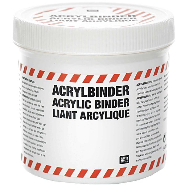 Rico Design Acrylbinder 470g