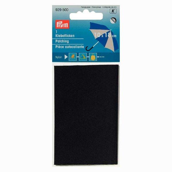 Prym Flicken selbstklebend schwarz 18x10cm Nylon